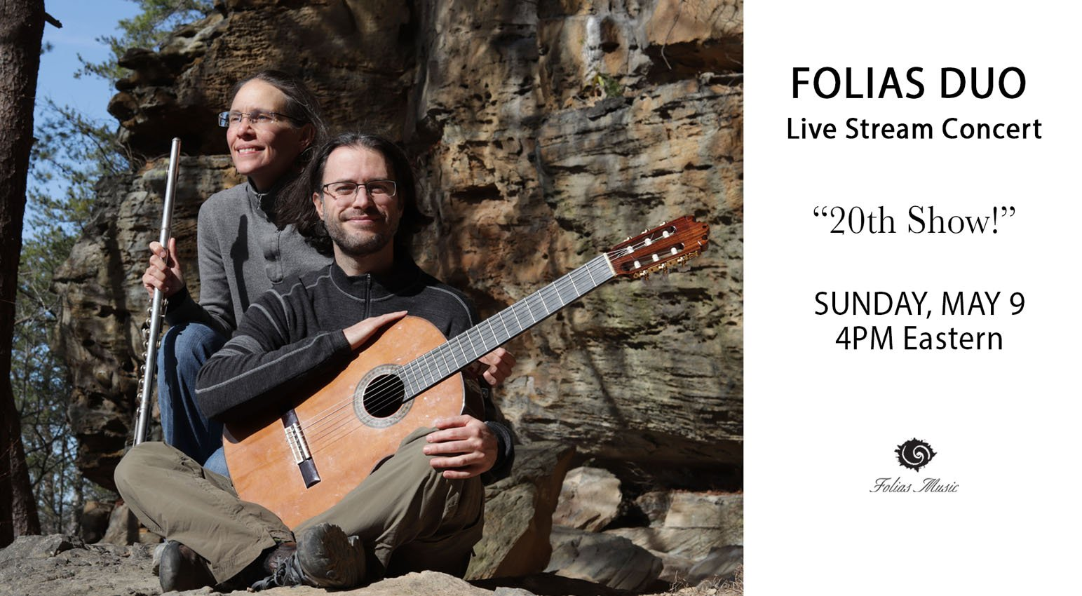 Folias May Live Stream